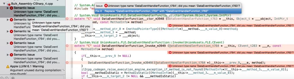 Error in Xcode!
